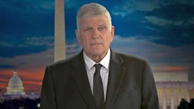 Franklin Graham Announces March on FB