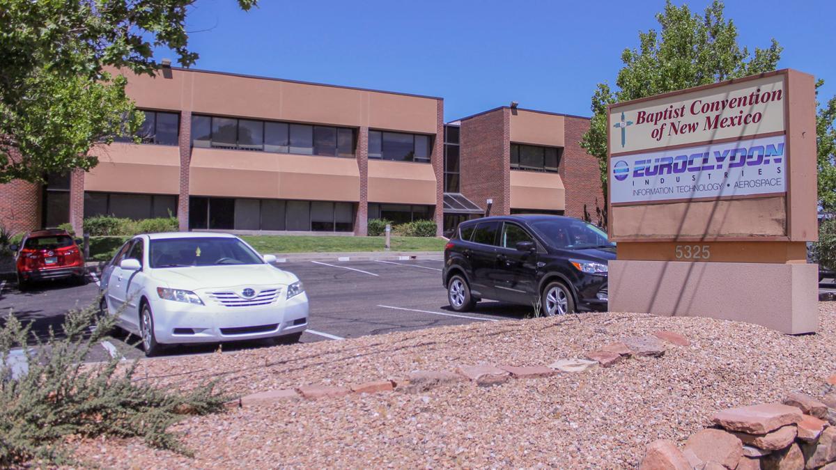 BCNM Resource Center and Offices, Albuquerque