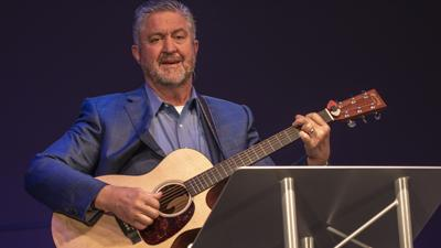 Steve Gaines Performs at the 2018 BCNM Annual Meeting
