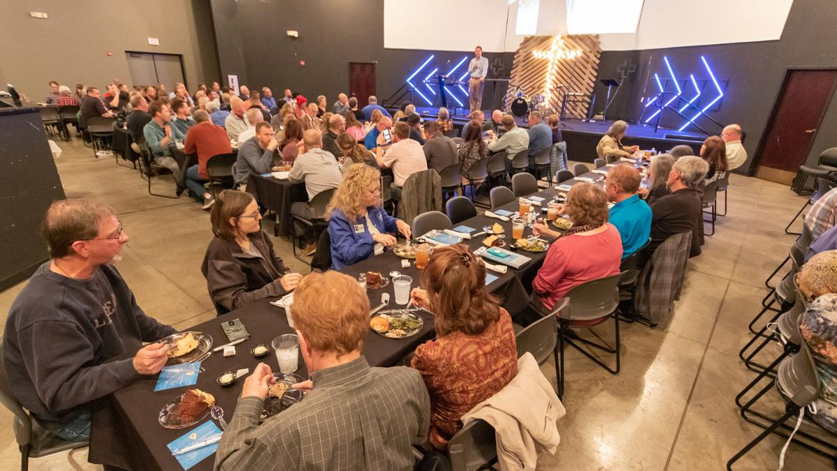 2019 IMB Connect Dinner Attendees