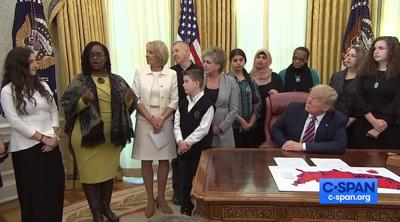 ational Religious Freedom Day, President Donald Trump