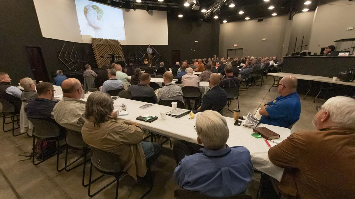 2019 Pastors' and Men's Conference