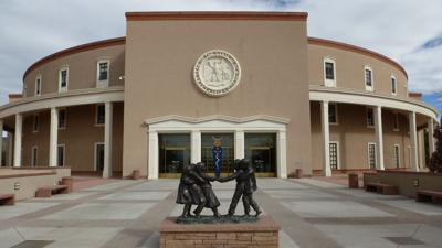 New Mexico Capitol Building, The Roundhouse