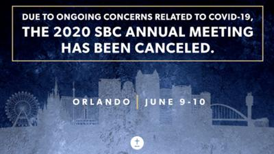 Annual Meeting Canceled