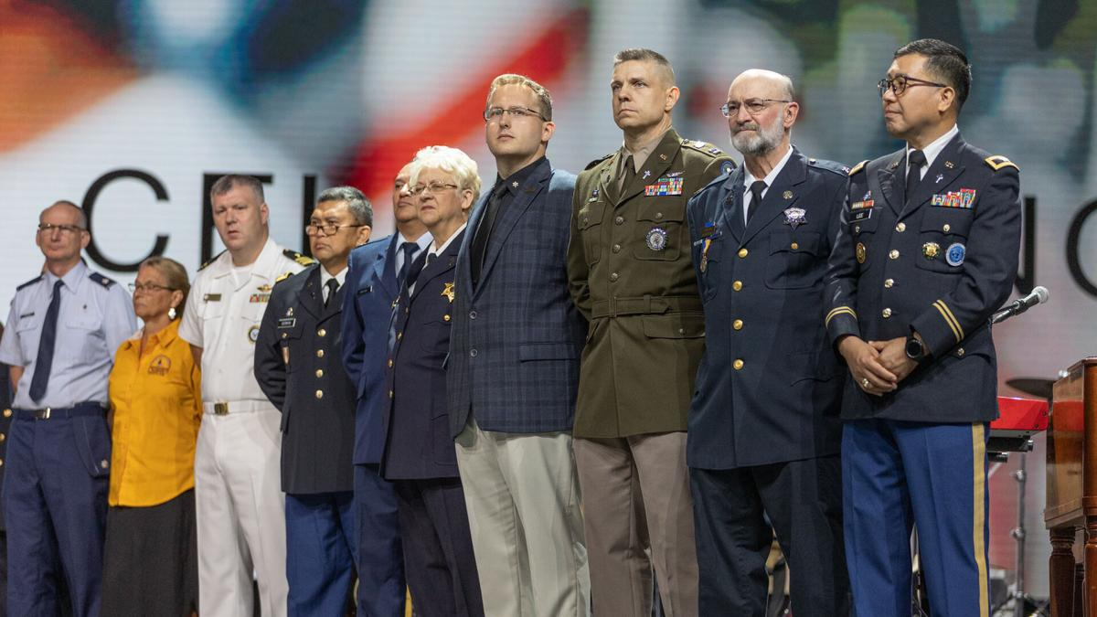 Chaplains Honored at 2021 SBC Annual Meeting
