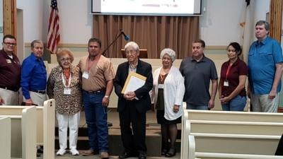 2021 Spanish Baptist Convention Officers