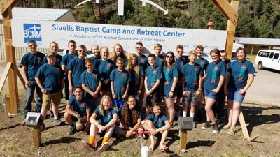 2018 Student Camp FBC Bloomfield Group