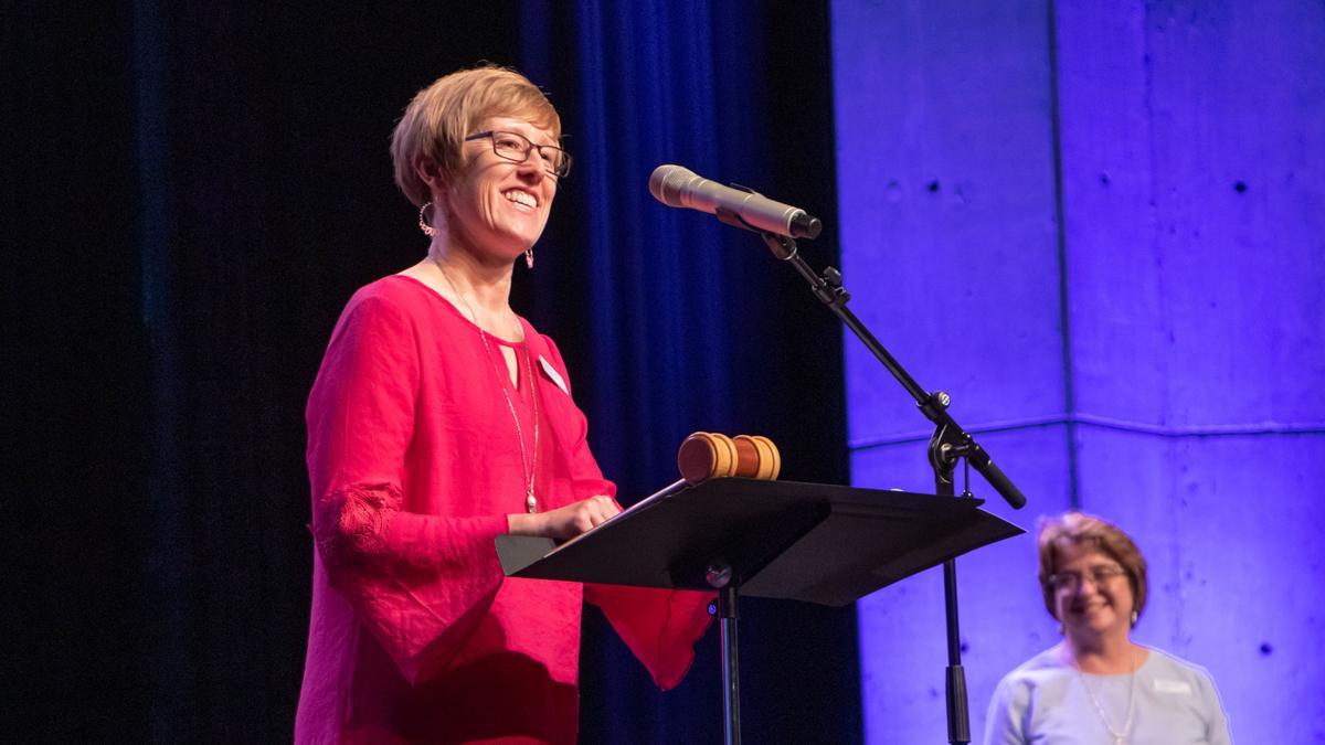 SBC 2019 - Melissa Lamb - Presiding