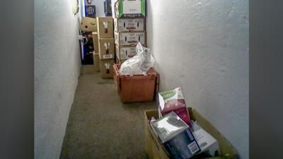 First Spanish Food Pantry