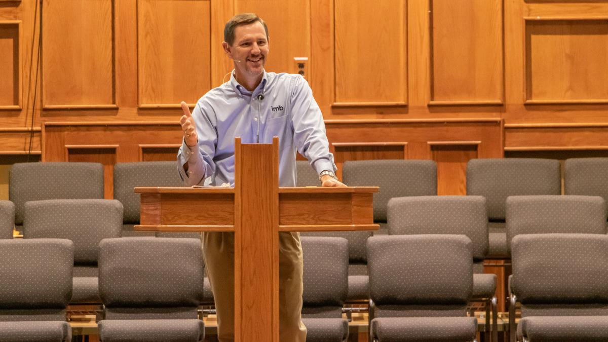 2019 Paul Chitwood Speaks to Combined Conference Groups