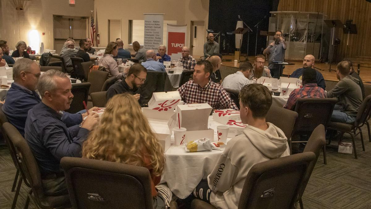 Group at the 2018 Church Planting Luncheon