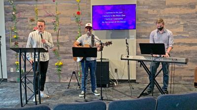 Anchor South Worship Team