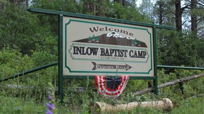 Inlow Camp Sign