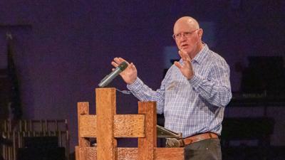 Hayden Smith Preaches 2020 Annual Sermon