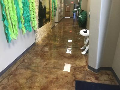 Mountain Valley Church Flooding
