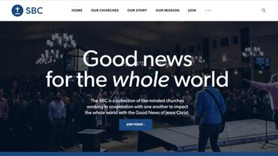 SBC Executive Committee launches new branding, websites