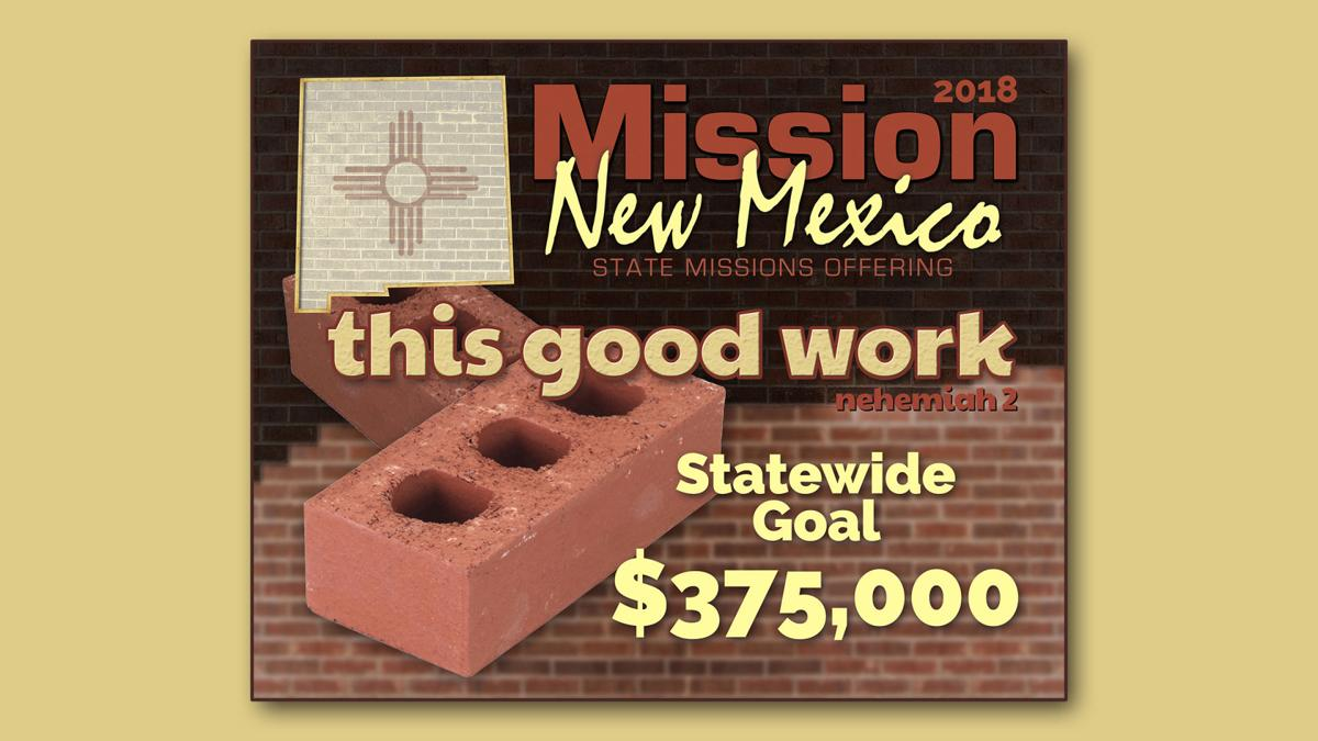 2018 Mission New Mexico Display Ad