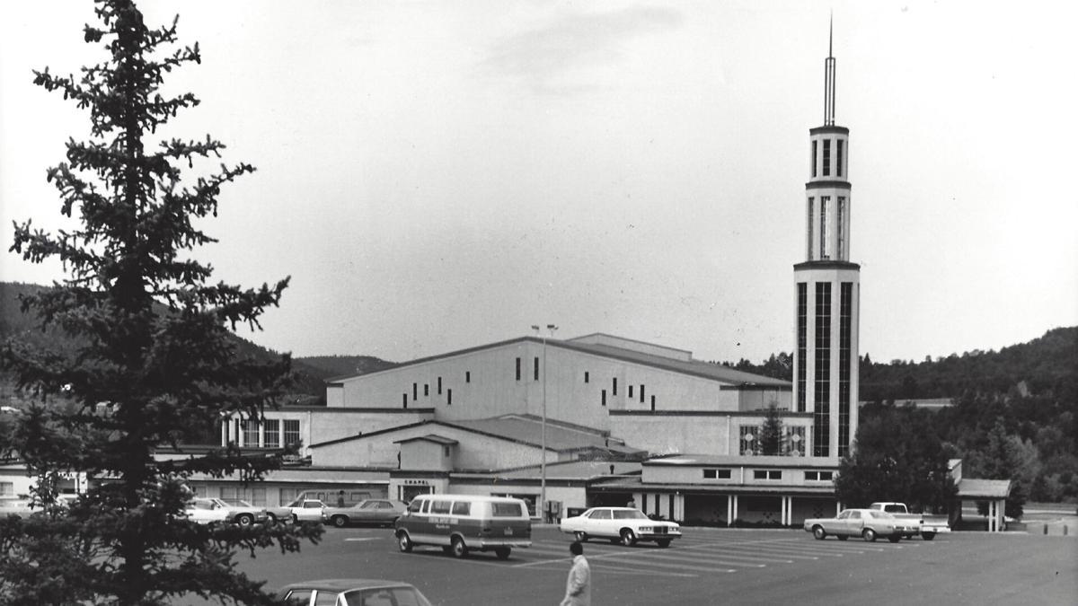 Glorieta Baptist Chapel