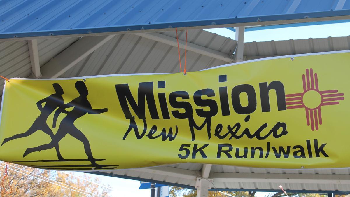 Mission NM 5K Banner
