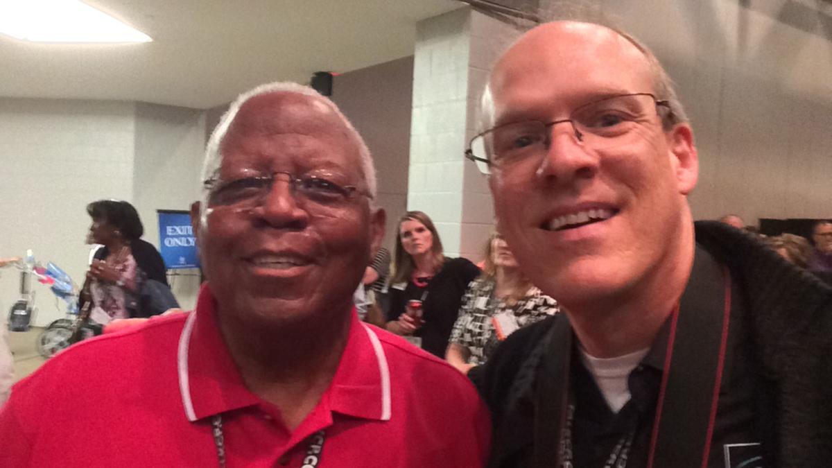 Garland Moore at SBC 2016