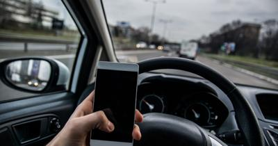 Cellphones/Distracted Driving drb