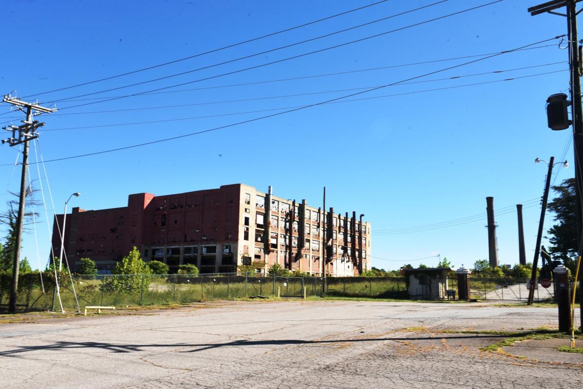 Schoolfield site