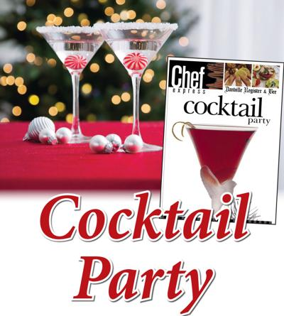 Free E-Cookbook: Cocktail Party