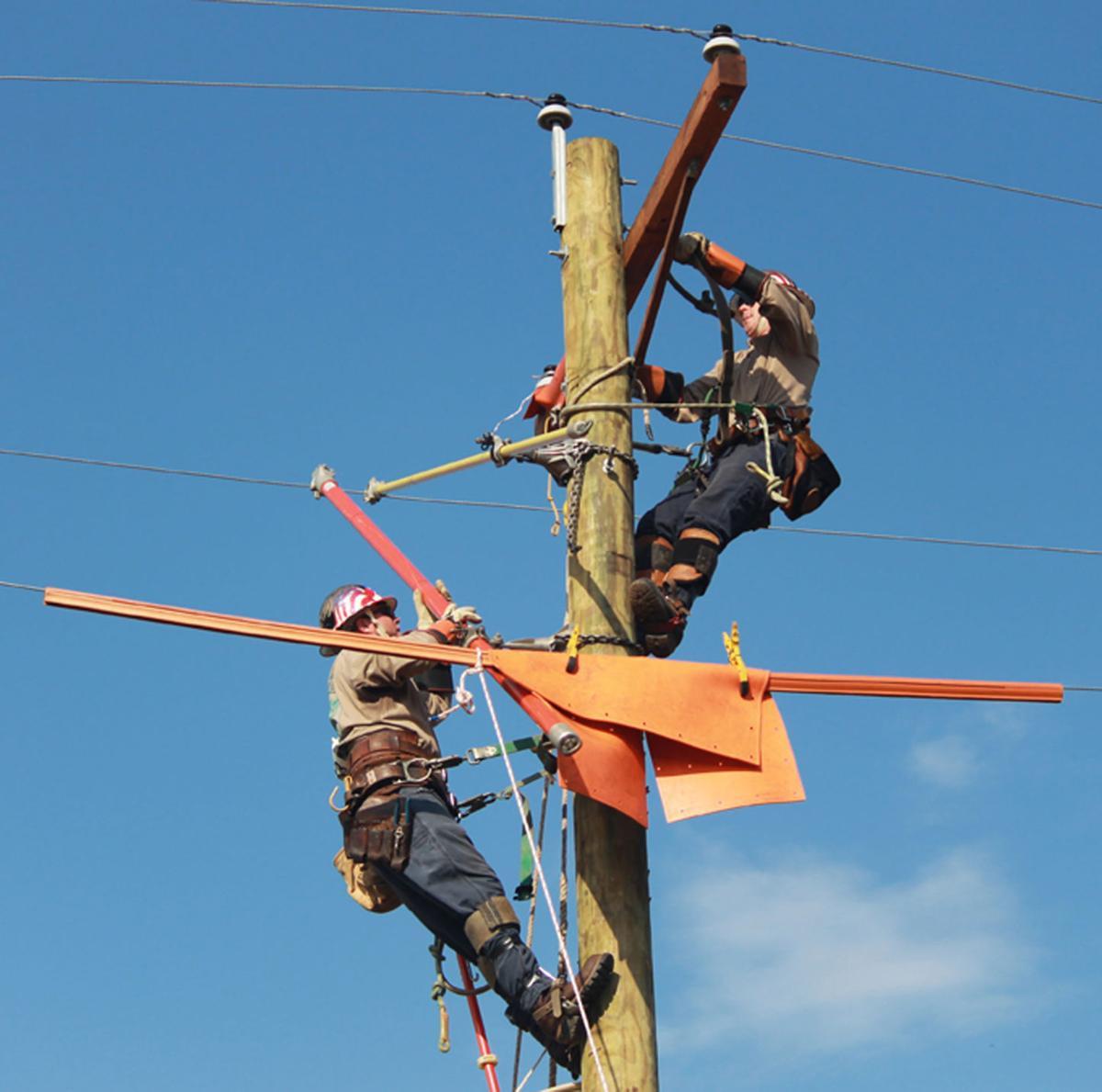 Image result for lineman electrical