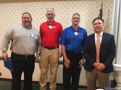 Rotary welcomes new members