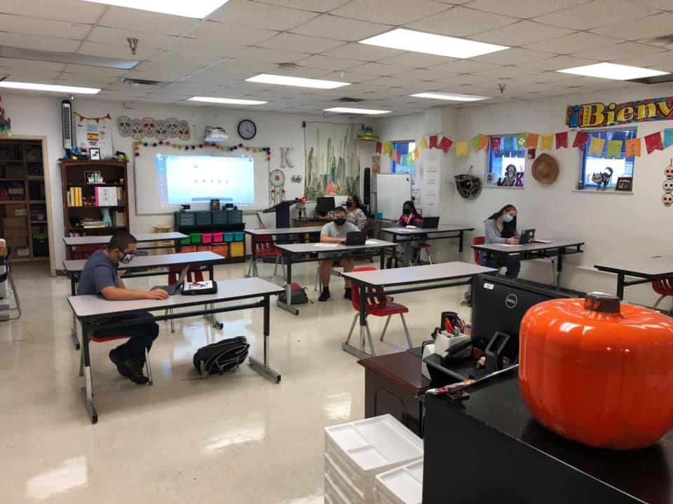 Galileo classroom