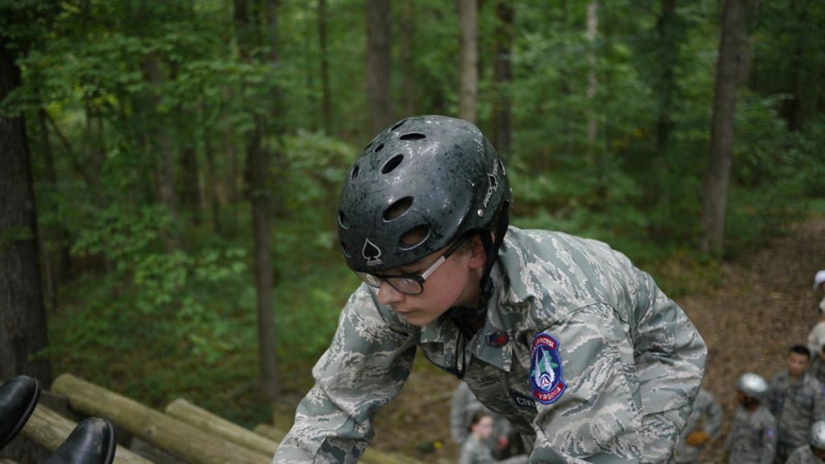 Cadet Reagan Payne