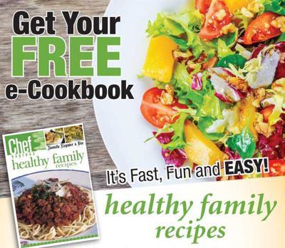 2019-01 Cookbook promo Healthy Family Recipes