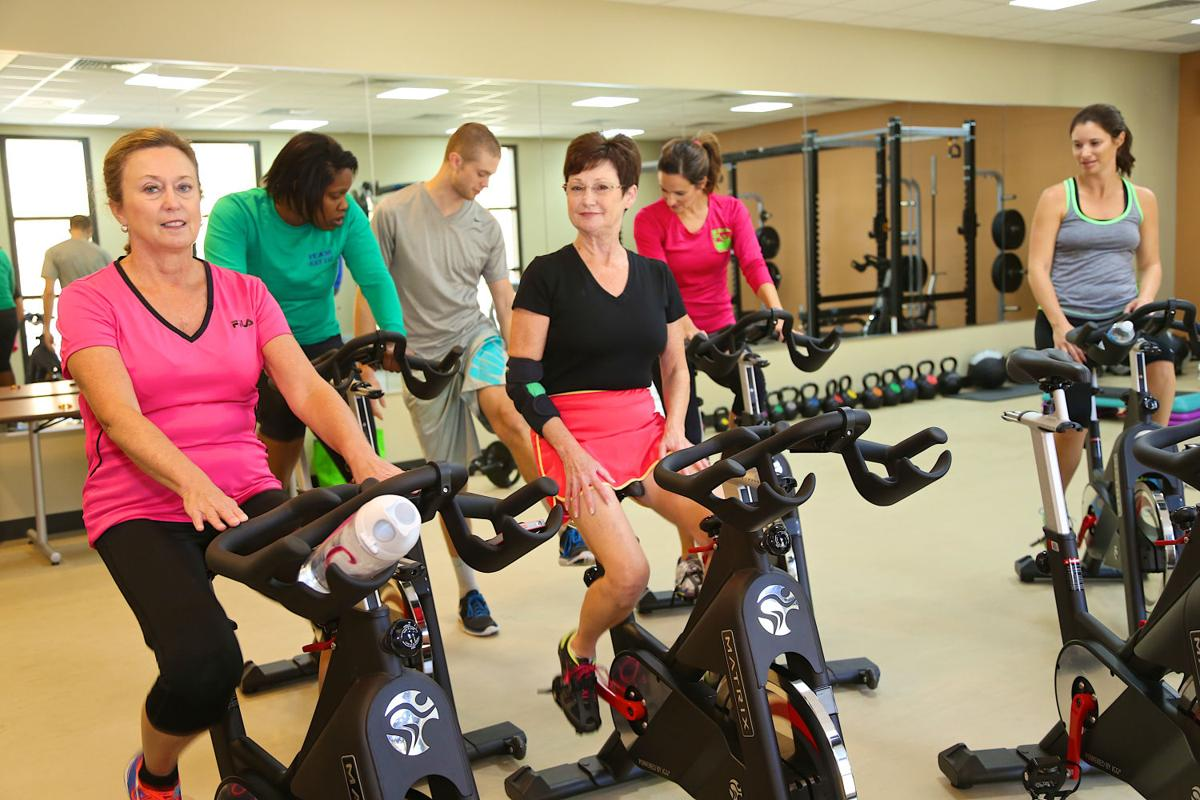 Classes aimed to break a sweat, get heart pumping