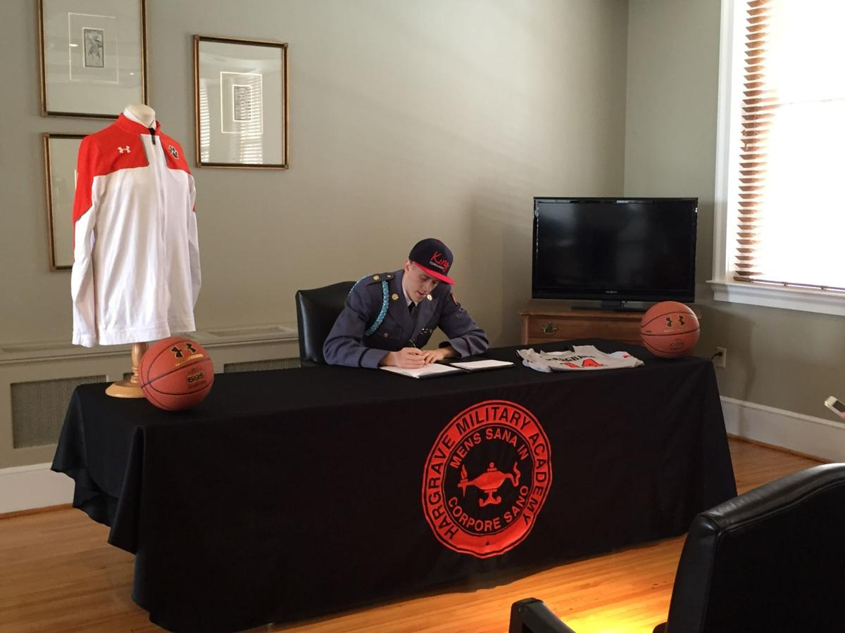 Hargrave S Hunter Shelton Commits To King College Sports