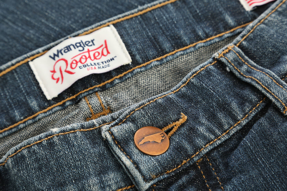 Wrangler Rooted Collection NC Jeans