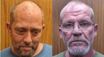 petersburg meth arrest