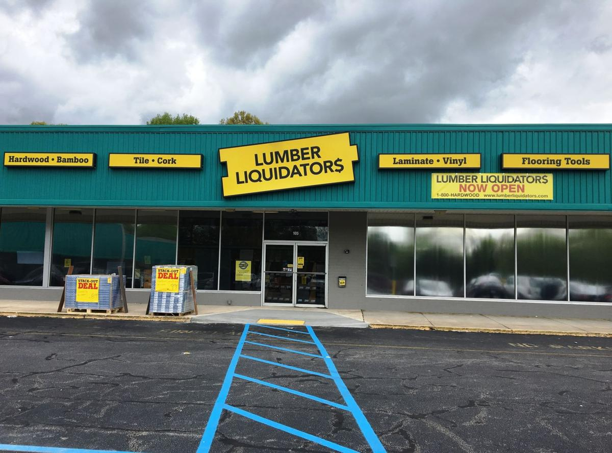 New In Town Lumber Liquidators