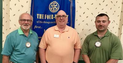 Rotary Club meets