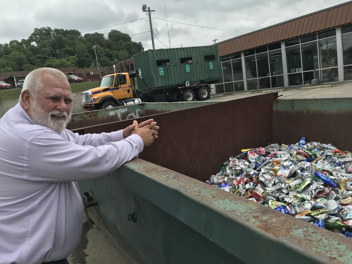 Danville recycling