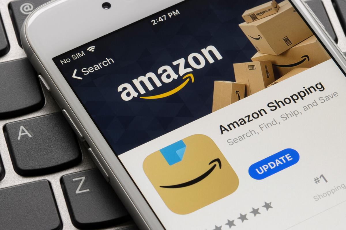 Amazon quietly changed its app icon after some unfavorable comparisons