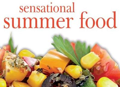 Free E-Cookbook: Sensational Summer Food