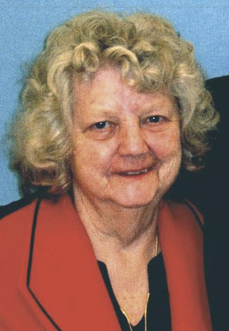 Pearson, Priscilla Mae