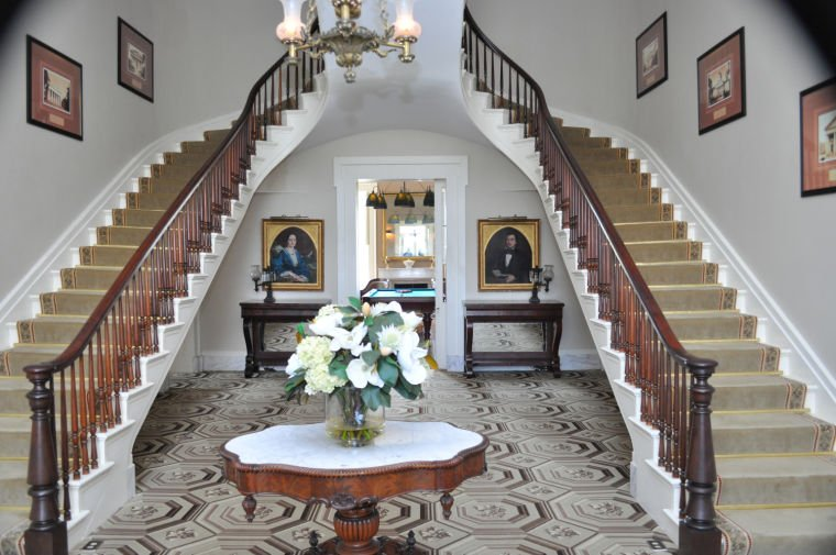Berry Hill: Grand plantation restored to former glory | Lifestyles on