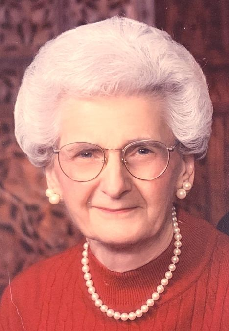 Williams, Mary Frances Stanfield