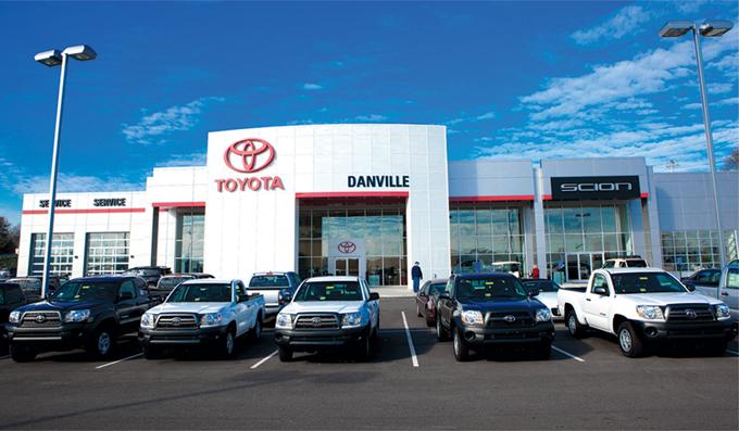 danville toyota scion new vehicles trucks for sale danville va. Black Bedroom Furniture Sets. Home Design Ideas
