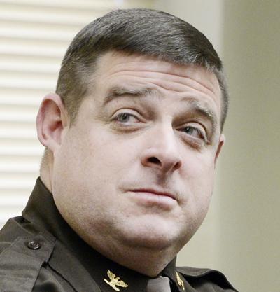Danville Sheriff Mike Mondul