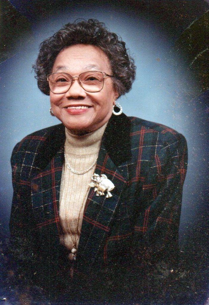 Petty, Evelyn Virginia Wilson