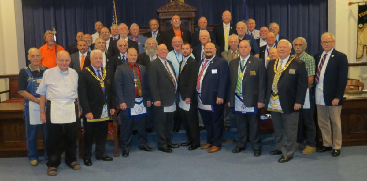 Blue Lodge Fellowship Night