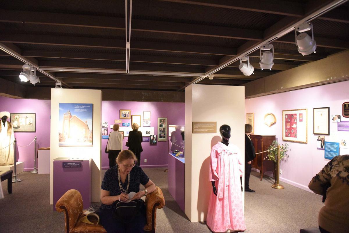 Camilla Williams exhibit