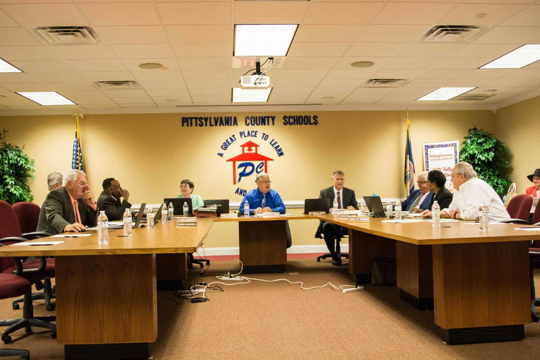 Budget With state budget complete Pittsylvania County